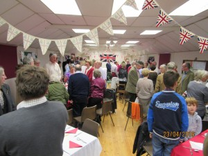 St Georges & Queens Birthday April 2016 (3)