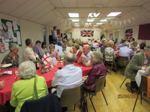 St Georges & Queens Birthday April 2016 (5)