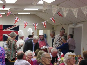St Georges & Queens Birthday April 2016 (8)